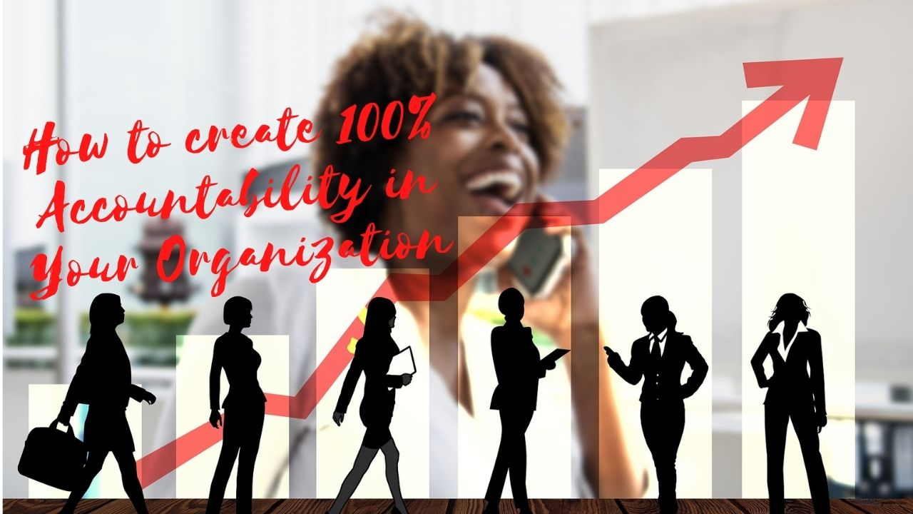 How to Create 100% Accountability in Your Organization